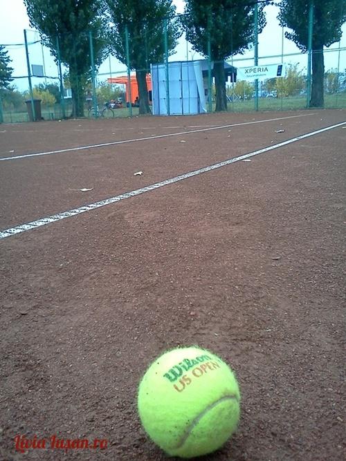 Tenis - Bloggers Open