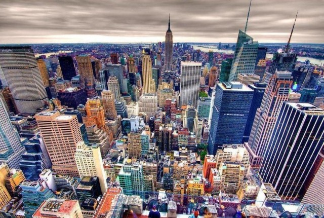 New York - Big city of dreams