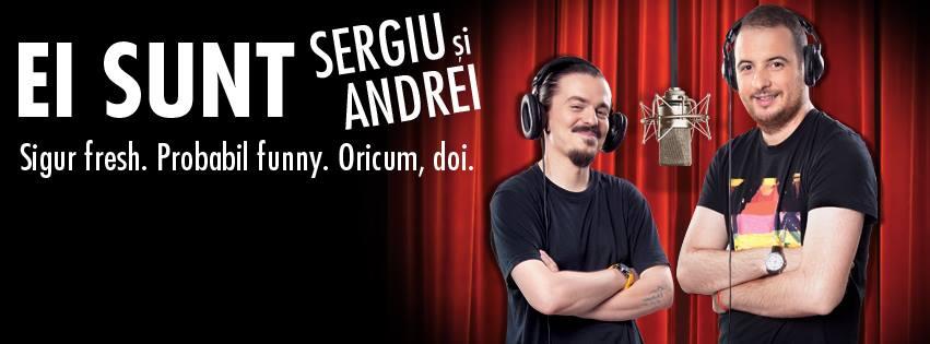 Sergiu si Andrei