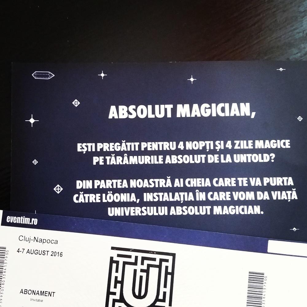 Absolut magician